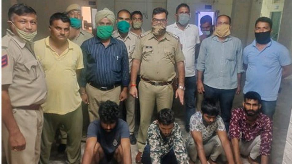 Rajasthan: Four arrested by Nagaur Police for shooting petrol pump owner
