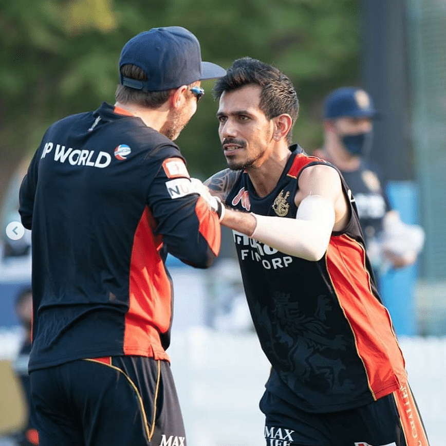 IPL 2020: Training and living in the bubble is very different, says RCB's Yuzvendra Chahal