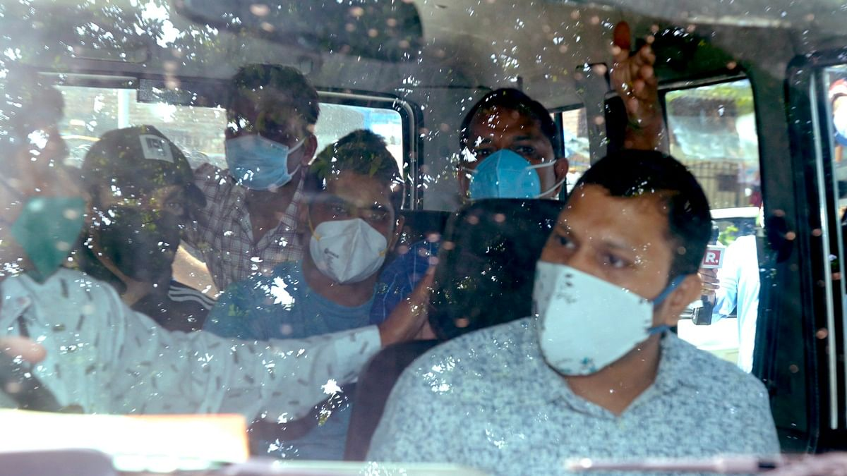 Showik Chakraborty, Samuel Miranda sent to NCB custody till Sept 9