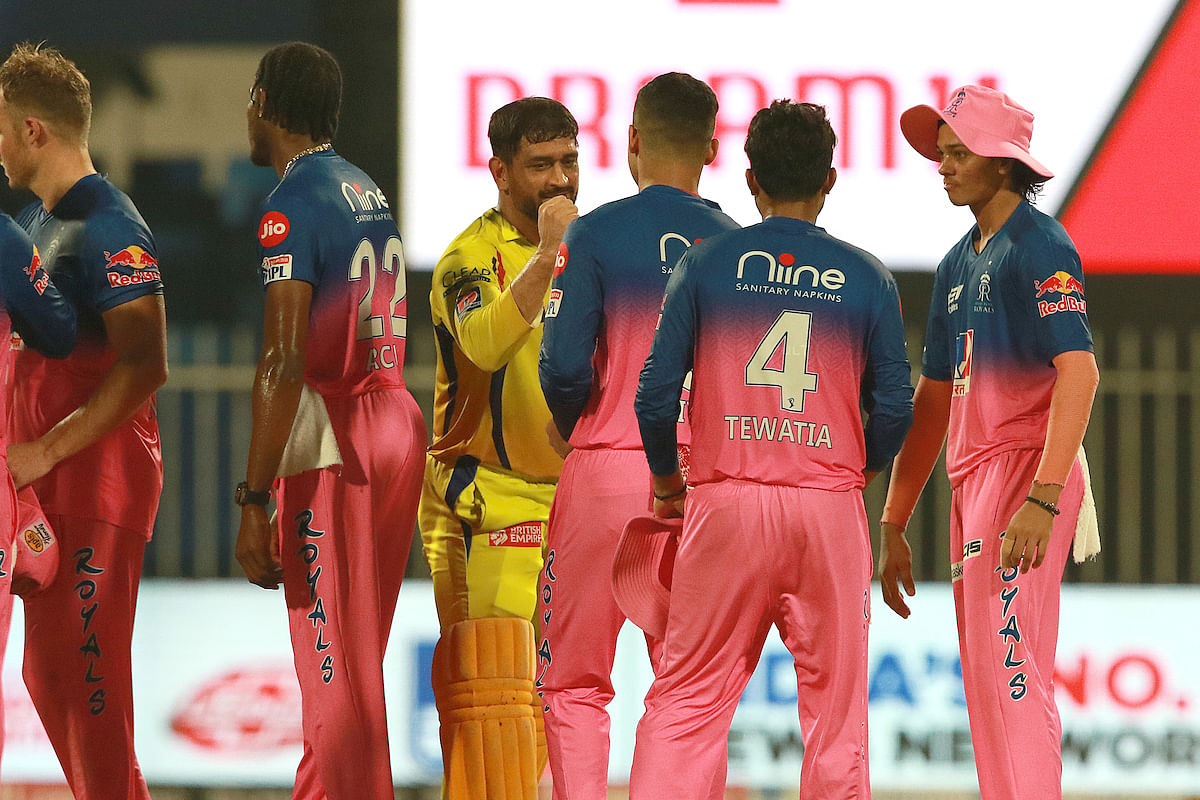IPL 2020 RR vs CSK: Check out these 6 interesting records made during the match