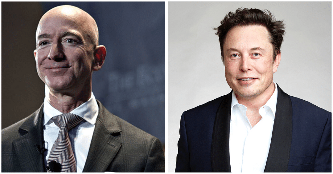 Tesla's Elon Musk overtakes Amazon's Jeff Bezos to become world's richest man, again