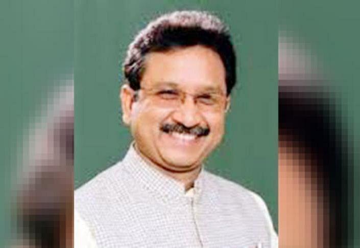 Minister Vijay Shah