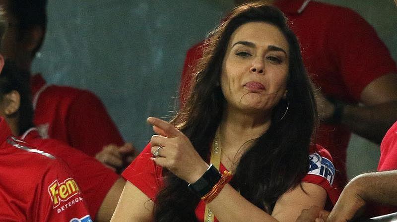 IPL 2020 DC vs KXIP: Preity Zinta is pretty mad after umpiring blunder