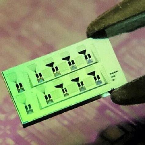World's smallest ultrasound detector developed