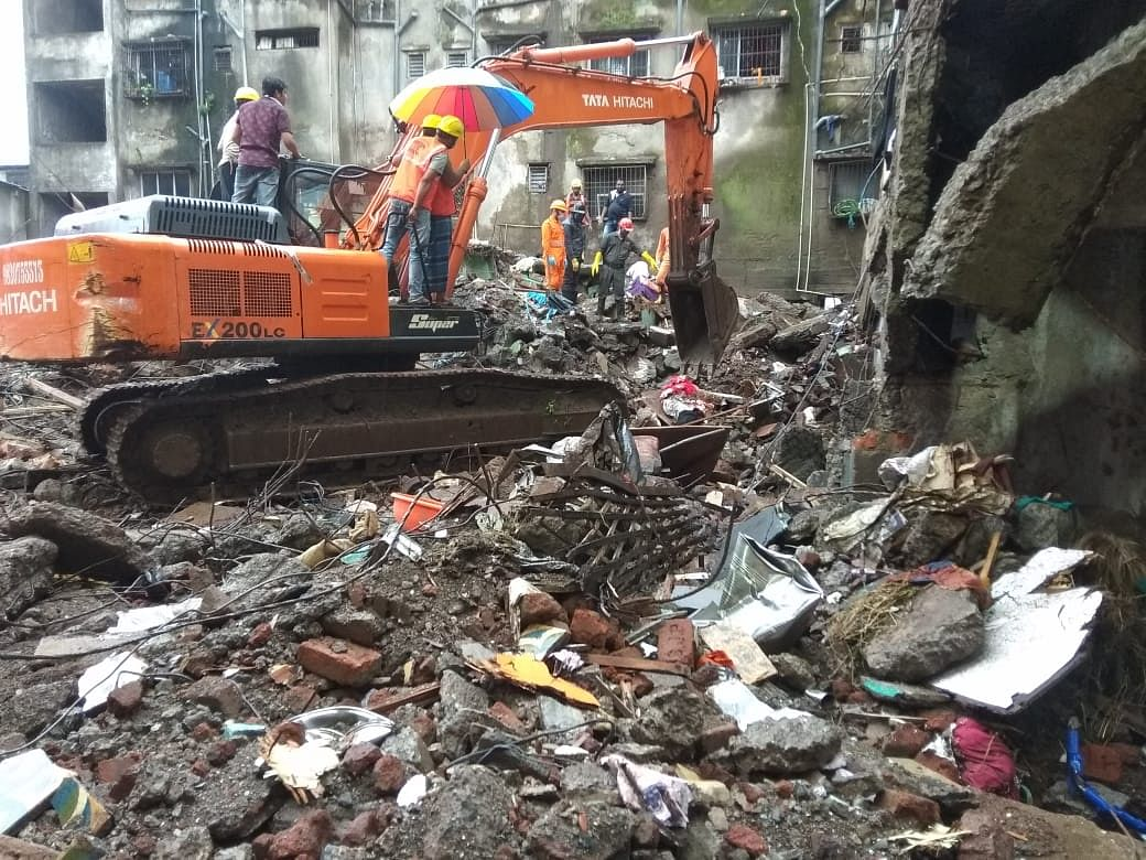 Bhiwandi Building Collapse: Death toll rises to 40, two still missing