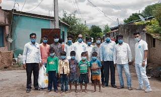 Nashik rural receives help from London NGO Wells on Wheels