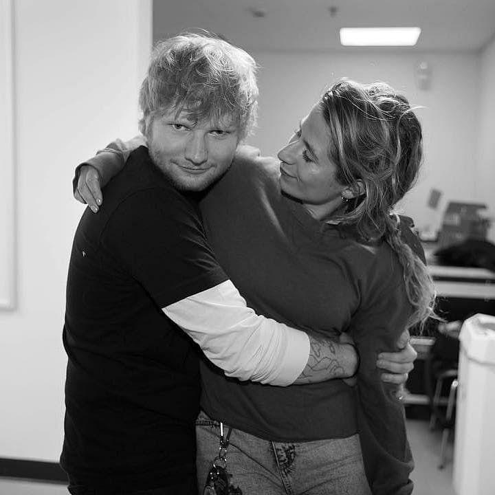 Ed Sheeran announces the birth of daughter 'Lyra Antarctica Seaborn Sheeran'