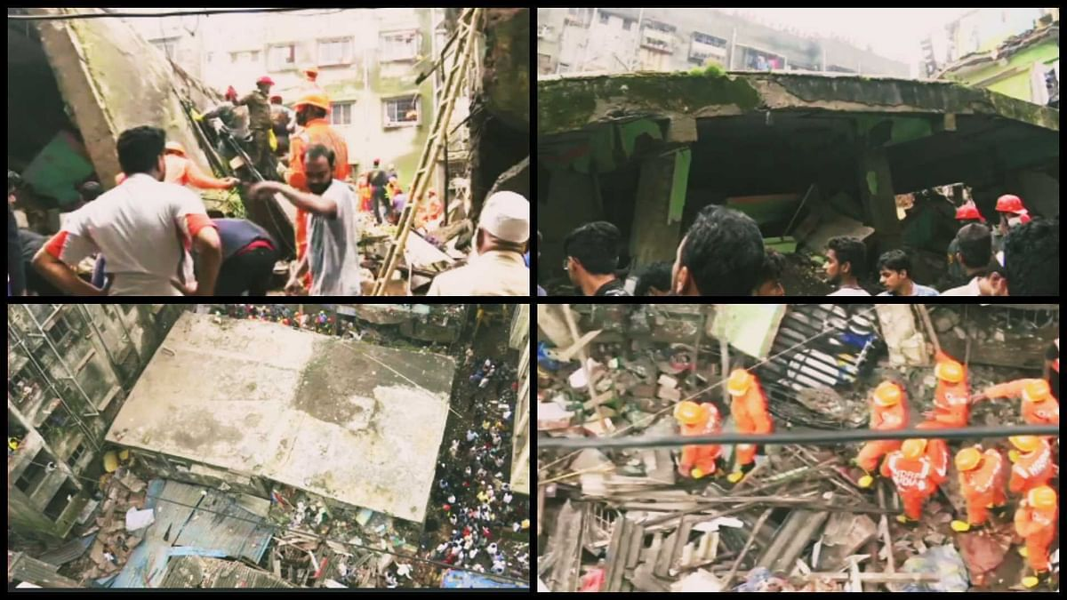 Bhiwandi Building Collapse - Here's what we know so far