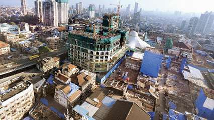 Three wards in Mumbai show low growth rate and high doubling rate