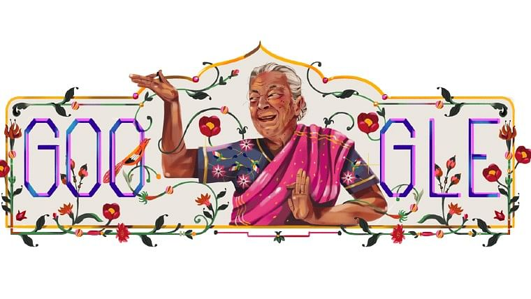 'Celebrating Zohra Sehgal': Google Doodle pays tribute to legendary actress and dancer