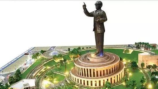 Ambedkar memorial construction deadline extended to April 2023
