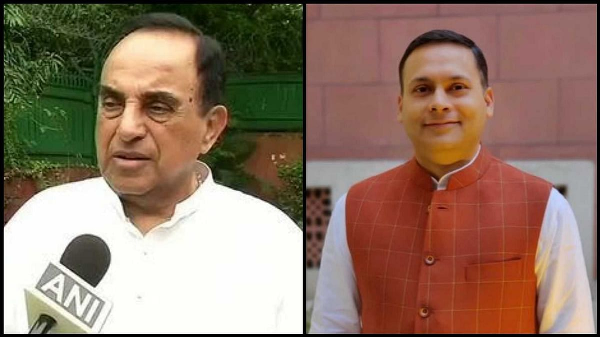 'If Amit Malviya isn't removed from BJP IT cell by tomorrow....': Subramanian Swamy's ultimatum