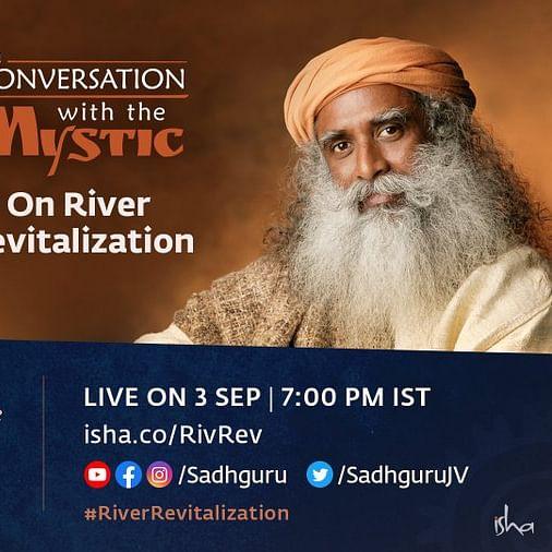 River Revitalization: Union Min Prakash Javadekar to join Sadhguru to discuss India's rivers