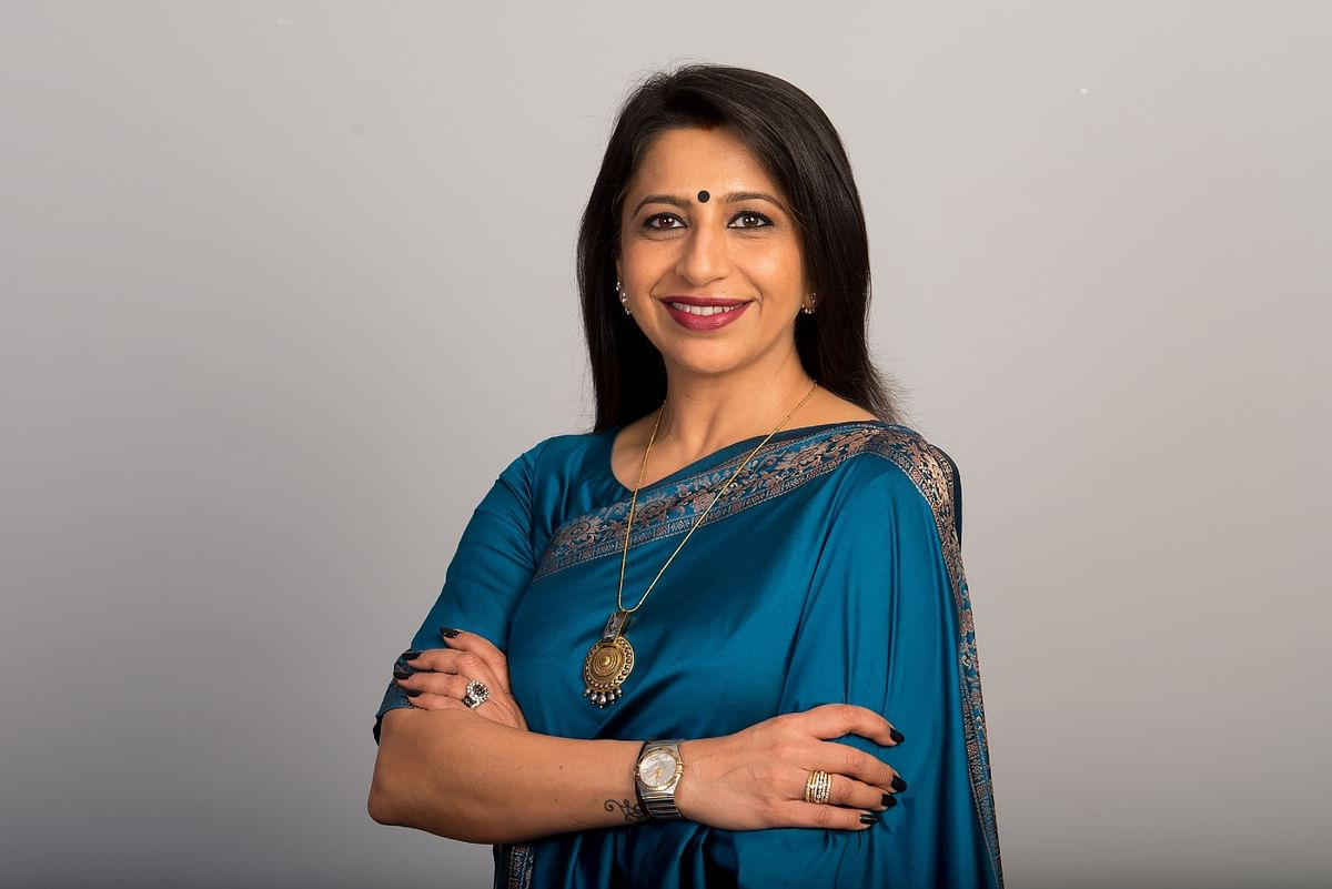 Megha Tata elected President of IAA India Chapter