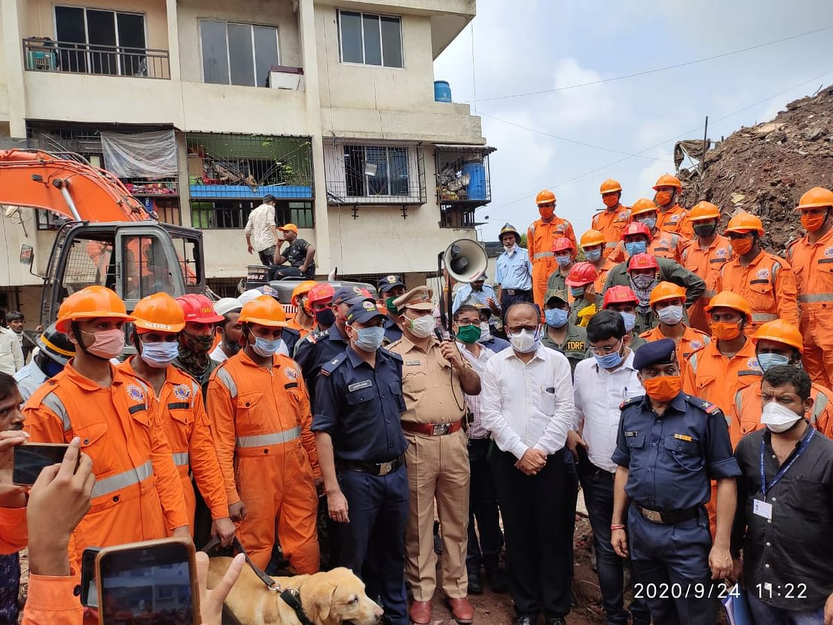 Bhiwandi Building Collapse: Rescue operation called off after three days, 38 dead