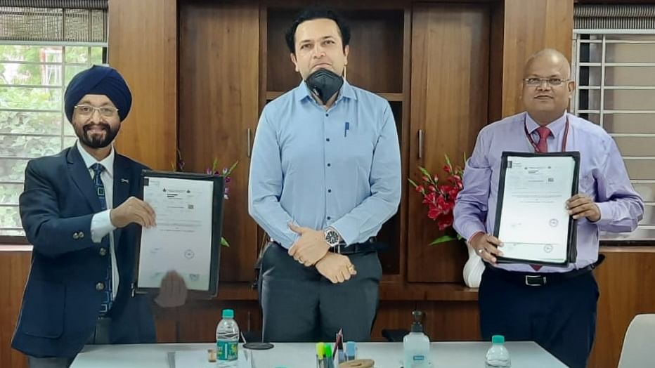NHPC signs Power Sale Agreement with MPPMCL for procurement of 1000 MW solar power
