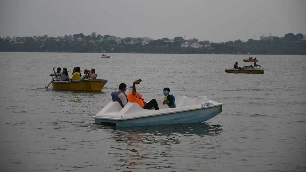 Boating in Bhopal