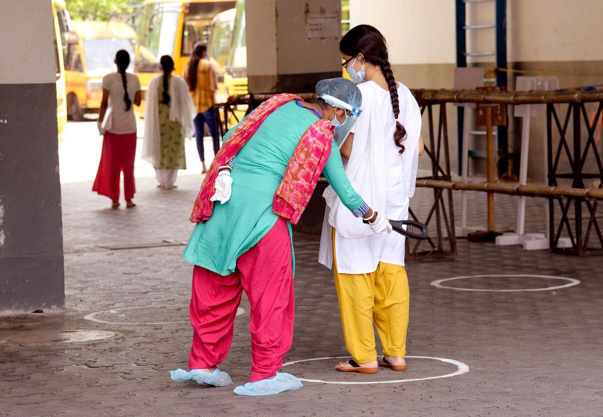 COVID-19 in Mumbai: BMC to reopen CCCs