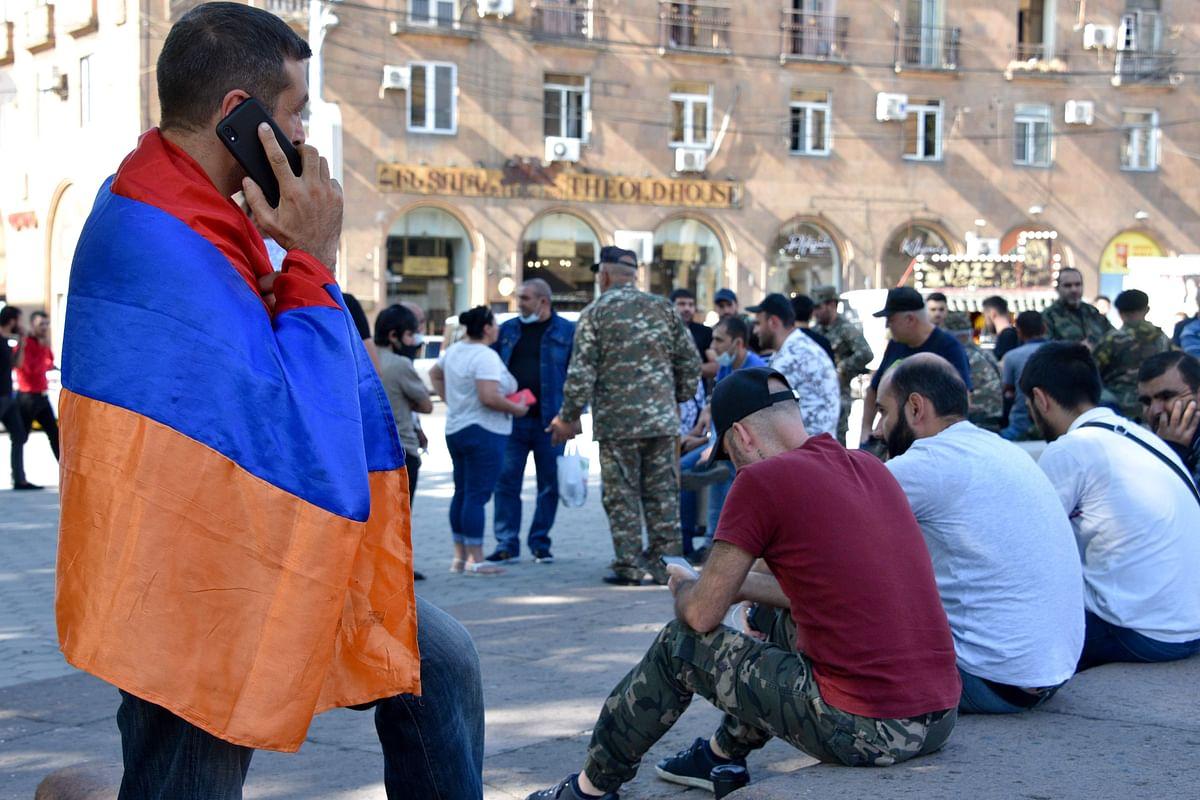 Azerbaijan declares state of war against Armenia over disputed region of Nagorno-Karabak