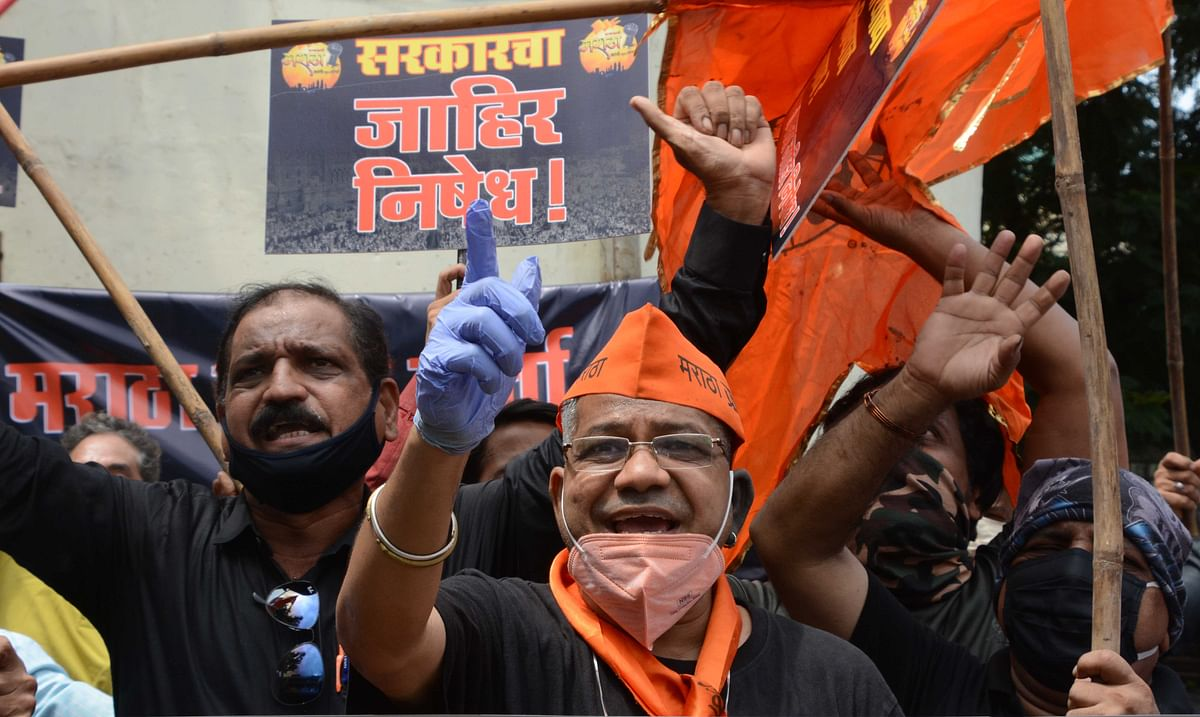 State files plea in Supreme Court to vacate stay on Maratha quota
