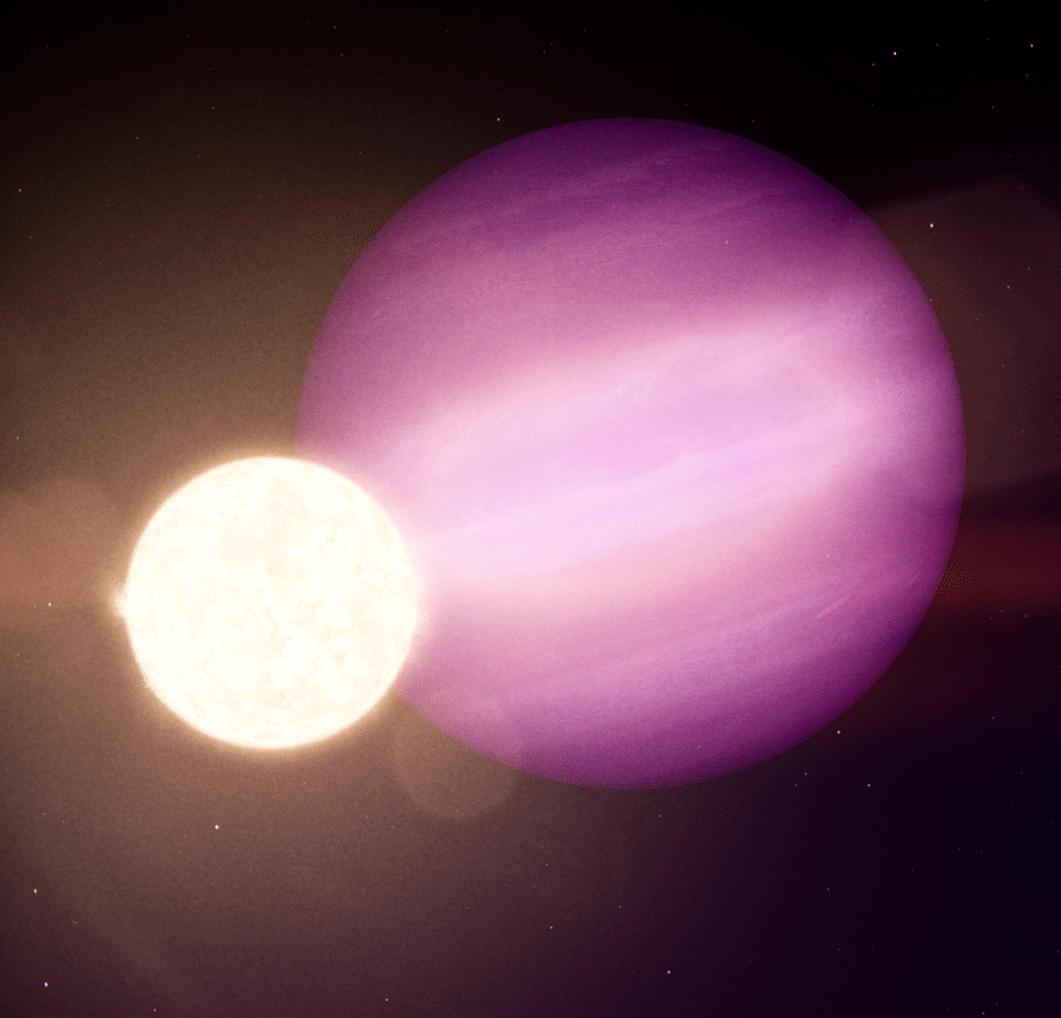 First-ever planet found orbiting a dead star
