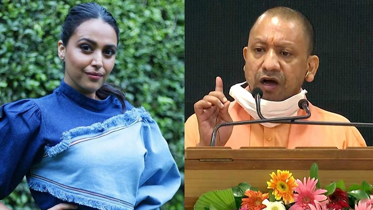 'His policies have created a rape epidemic': Swara Bhasker wants UP CM Yogi Adityanath to resign