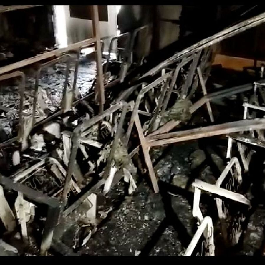 Indore: Anand Mohan Mathur Auditorium gutted