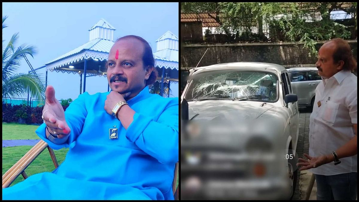 Coronavirus in Pune: MNS Corporator Vasant More vandalises official's car to protest unavailability of ambulances
