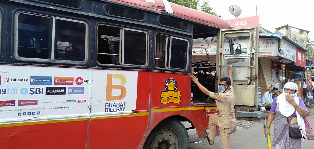 COVID-19 in Maharashtra: ST buses are for essential service staff