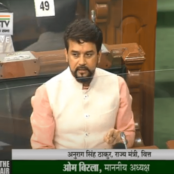 'Nehru ordered creation of PMNRF like a royal order, registration not done even today': Anurag Thakur in defence of PM-CARES Fund, irks Congress