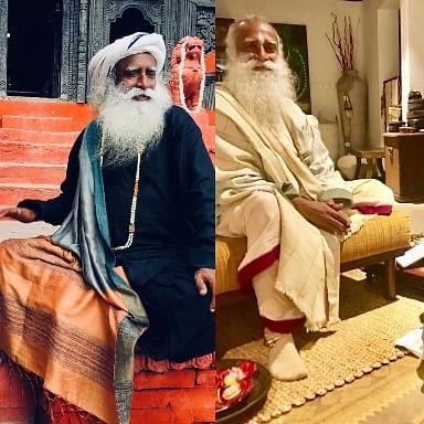 #HBDSadhguru: Kangana Ranaut, Poonam Mahajan and others wish Sadhguru on his birthday