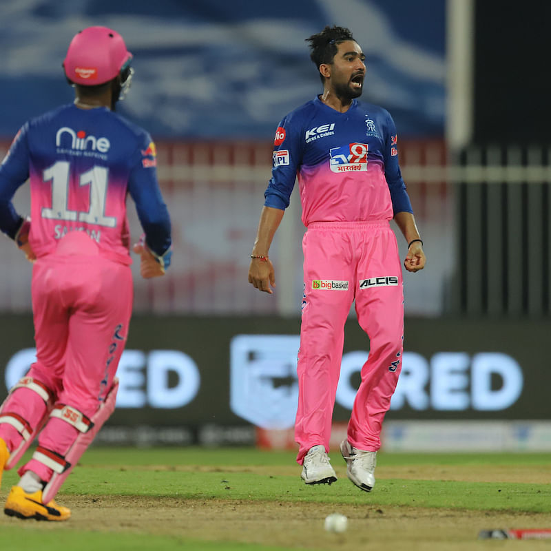 Rajasthan Royals vs Chennai Super Kings LIVE: Score, Commentary for the 4th match of IPL 2020 - RR win by 16 runs