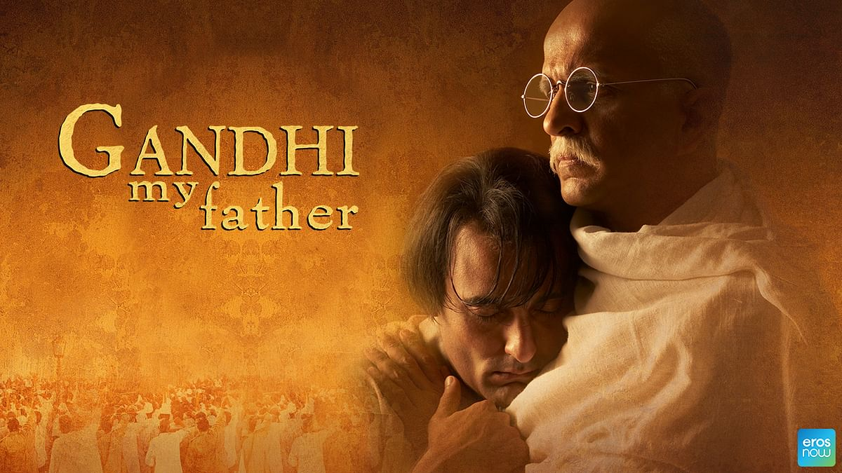 Gandhi Jayanti 2020: Must-watch movies based on the 'Father of Nation'