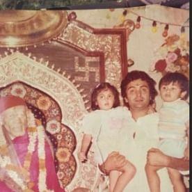 In Pics: Riddhima Kapoor Sahni starts birthday countdown for brother Ranbir