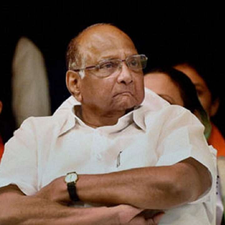 Unfortunate that farmers have to protest for their rights: Sharad Pawar