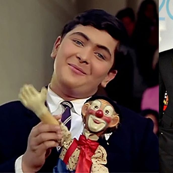 Rishi Kapoor Birth Anniversary: From cherubic boy to loving father - a look at his fabulous journey