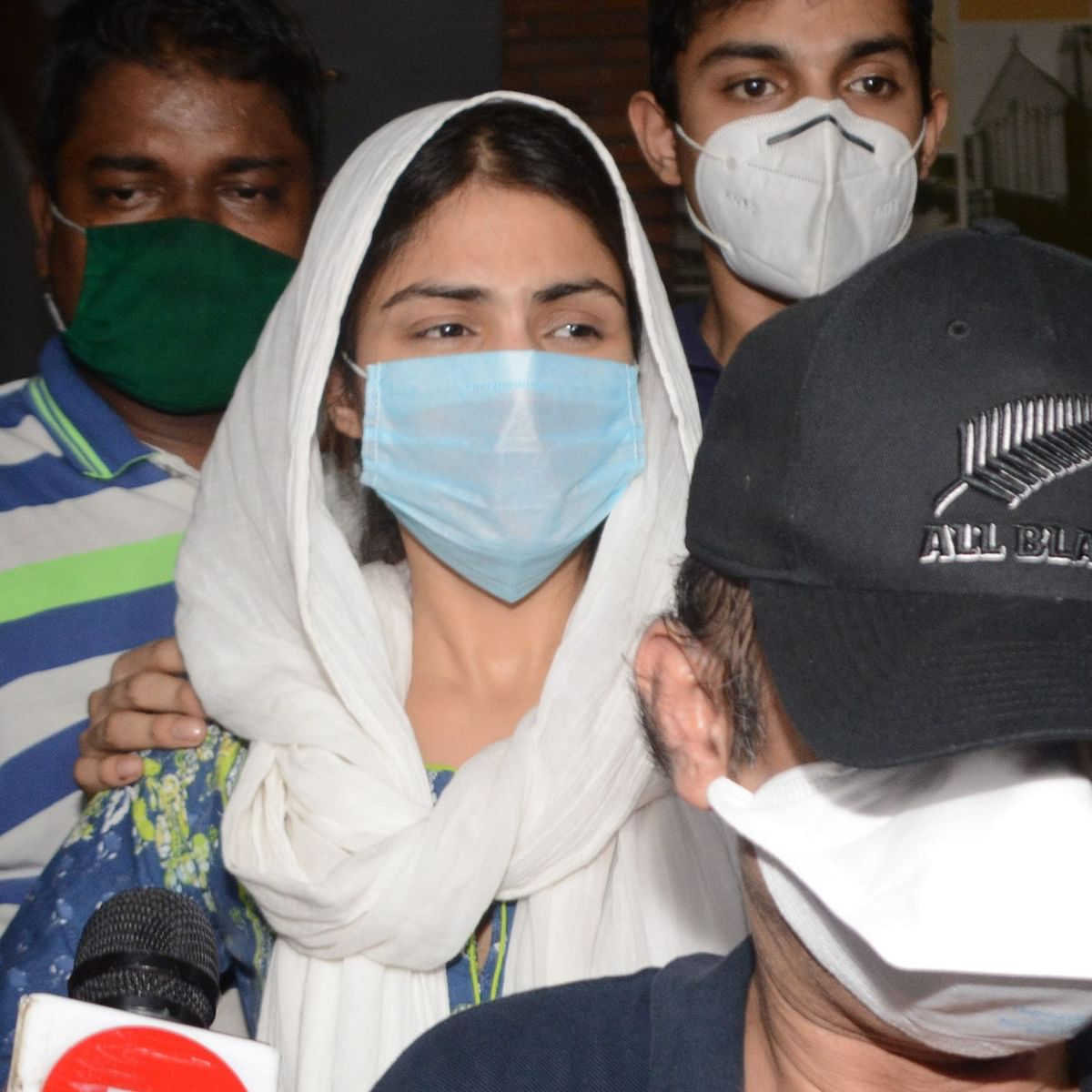 Sushant Singh Rajput case: After 28 days, Rhea Chakraborty walks out of jail