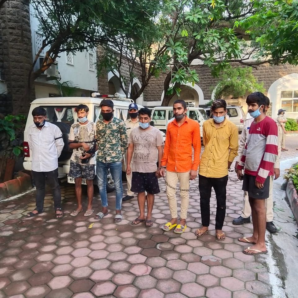 Indore: Flesh trade racket busted, 13 rescued including Bangladeshis, 3 women among 10 arrested