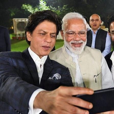PM Modi thanks Shah Rukh Khan for the birthday wish, says 'IPL season would be keeping you quite busy'