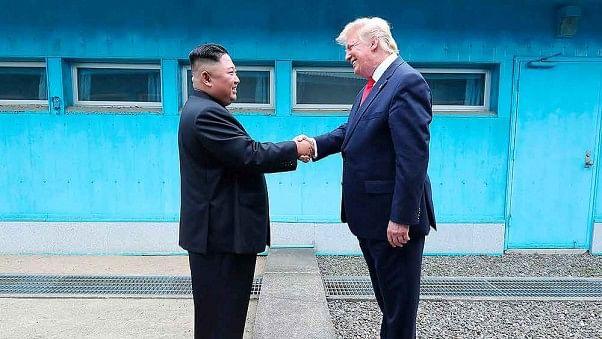 From movie dates to health worries: How Nobel Peace nominee Trump bromanced Kim Jong-un