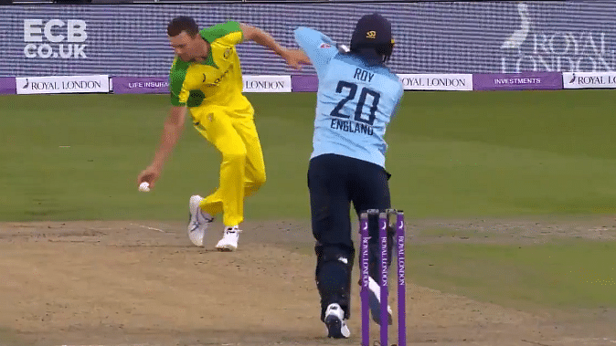 Watched Josh Hazlewood's stunning caught and bowled? Here are five other brilliant catches by bowlers
