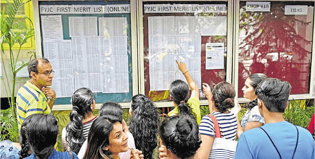 Mumbai: Students demand resumption of FYJC admission process