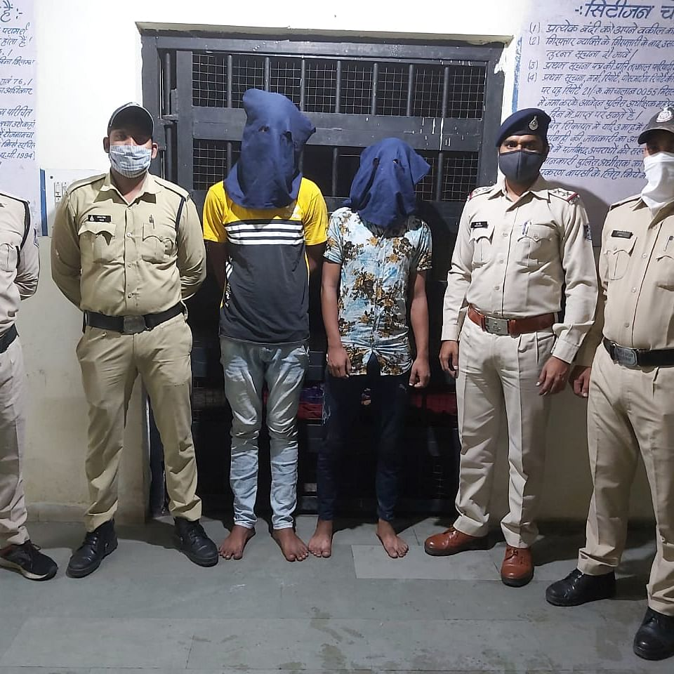 Indore: Three women robbed by two men, accused arrested within hours