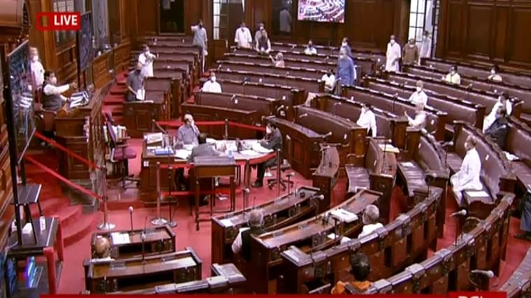 Parliament monsoon session highlights: Rajya Sabha adjourned, following uproar over agriculture bills