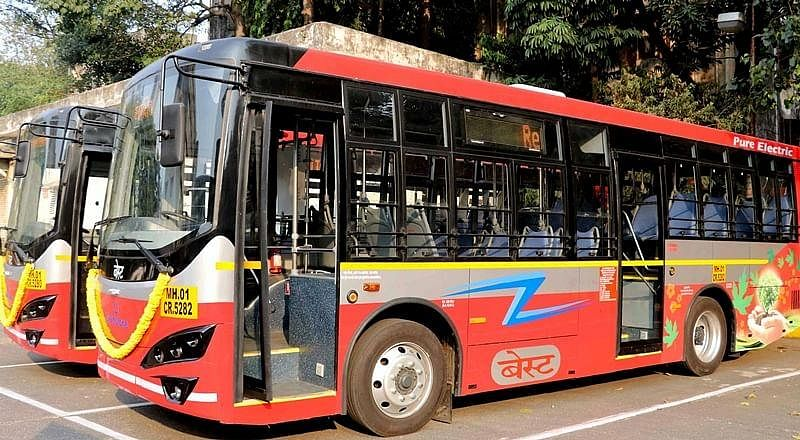 Maharashtra receives 240 e buses from centre under FAME India scheme