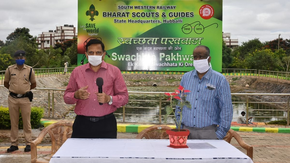 South Western Railway organises Swachhta Pakhwada from Sept 16 – 30