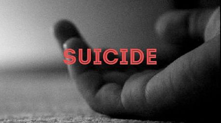 Indore: 12-year girl writes 'Sorry G' on her hand, takes selfie & ends her life