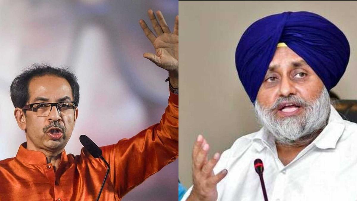Shiv Sena appreciates Akali Dal's decision to break its ties with NDA in the interest of farmers
