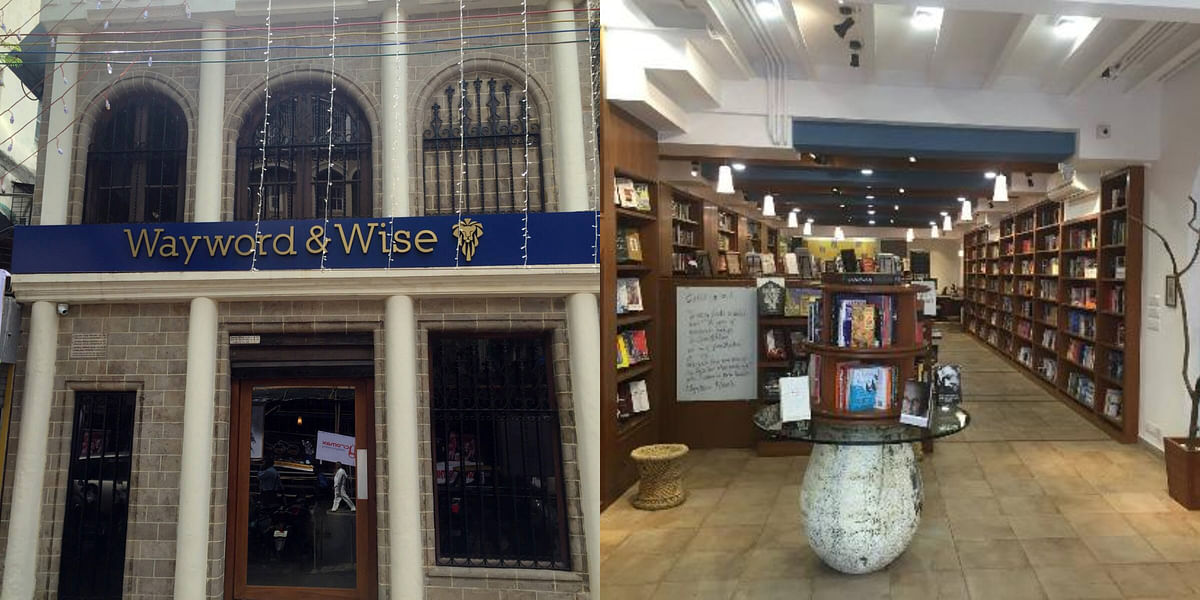 Sad news for Bombay bibliophiles: After Strand bookstore, now Wayword & Wise to shut shop soon