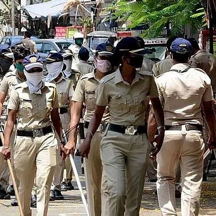 Coronavirus in Maharashtra: State Police records 169 new COVID-19 cases